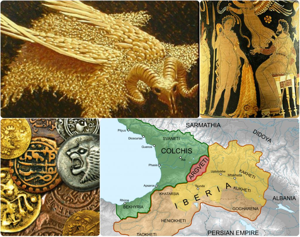 argonautus collage