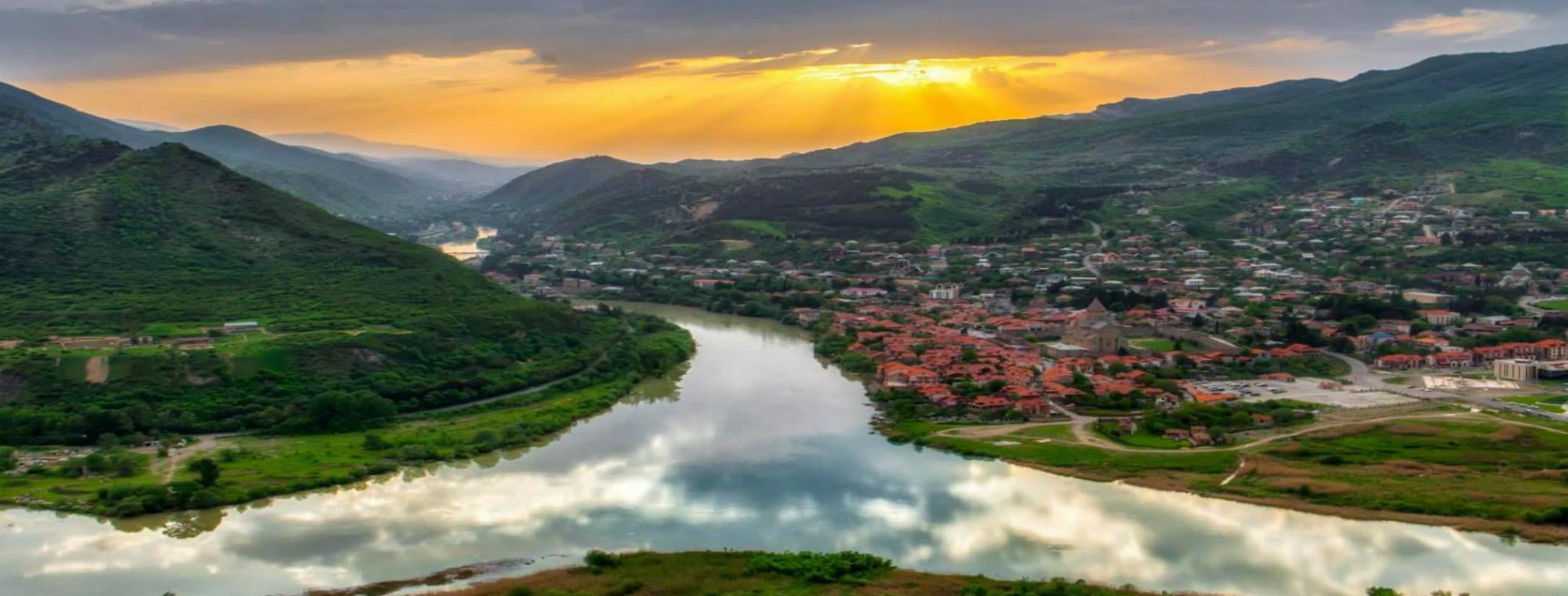 Tbilisi – Mtskheta