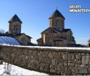 Gelati_Monastery_in_Winter