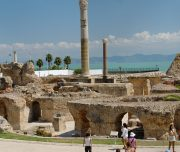 0.36km East from Carthage, Tunisia