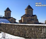 Gelati_Monastery_in_Winter
